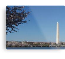 Washington Monument II Metal Print