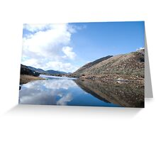 Kerry Mountains Killarney lakes in Ireland 35 Greeting Card