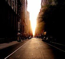 Good Morning New York! by Tom Clancy