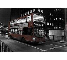 a british icon 2 Photographic Print