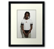 Young Thug Framed Print