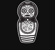 Day of the Dead Russian Doll Unisex T-Shirt