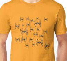 Tie Fighters - Star Wars Unisex T-Shirt