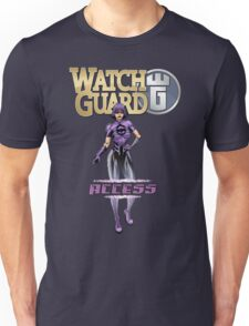 Access, Lady Transport for The WatchGuard Unisex T-Shirt
