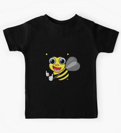 bees knees t-shirt Kids Tee