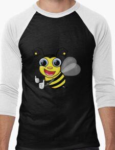 bees knees t-shirt Men's Baseball ¾ T-Shirt