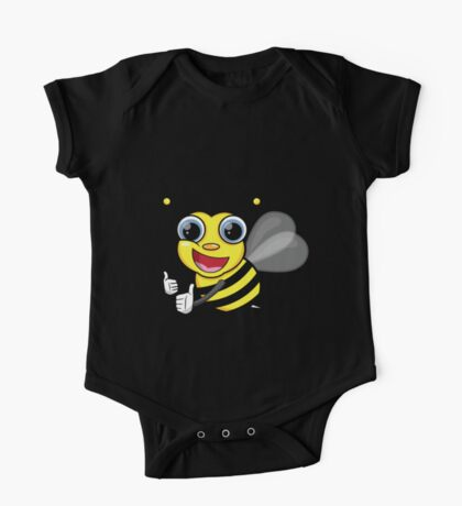 bees knees t-shirt One Piece - Short Sleeve