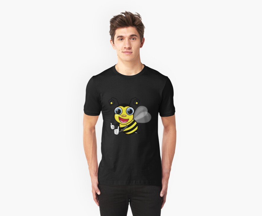 bees knees t-shirt by artisticfury