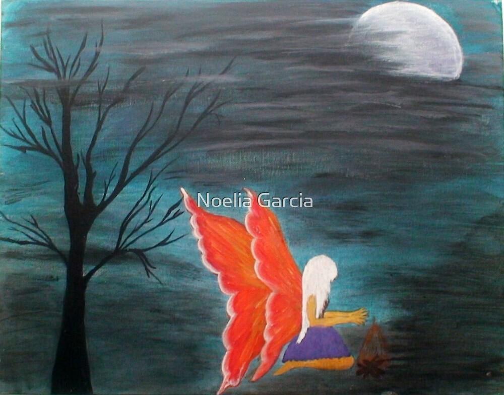 MIDNIGHT MIST  by Noelia Garcia