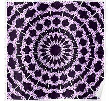 Lavender and Lace Poster