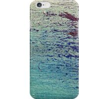 Detail of an Oil Painting iPhone Case/Skin