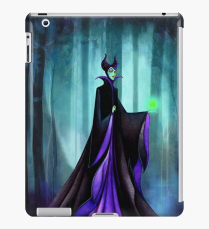 Wicked Queen iPad Case/Skin