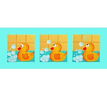 Cheeky Little Duck Series Photographic Print