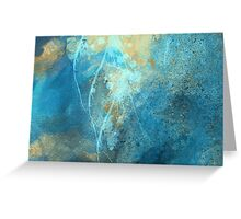 Branches abstract Greeting Card
