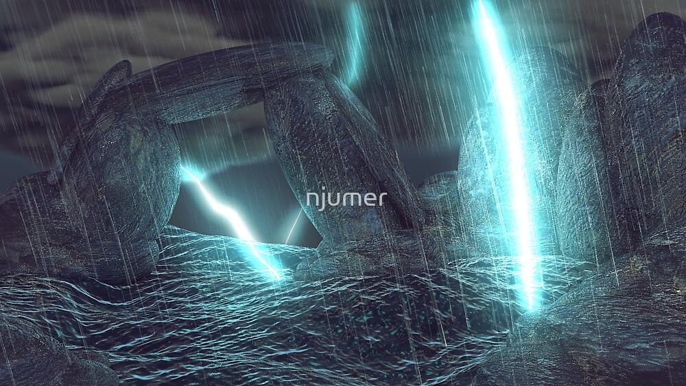 One Stormy Night ........... by njumer