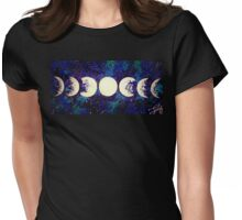 Lunar Lantern Original Womens Fitted T-Shirt