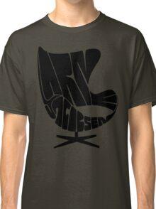 Black Egg Classic T-Shirt
