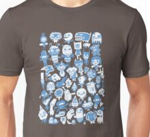47 Characters Unisex T-Shirt