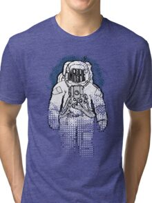Impossible Spaceman Tri-blend T-Shirt