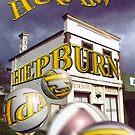 Hep Hep Hepburn Springs by Casey Herman