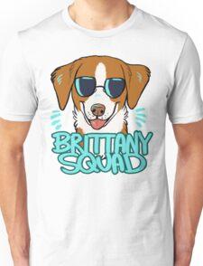 BRITTANY SQUAD (orange) Unisex T-Shirt