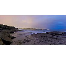 South Maroubra rocks Photographic Print