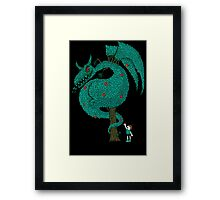 Nature's Beast Framed Print