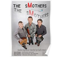 the sMothers Next (But Actually First) Live Gig Poster
