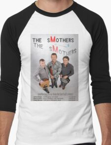 the sMothers Next (But Actually First) Live Gig Men's Baseball ¾ T-Shirt