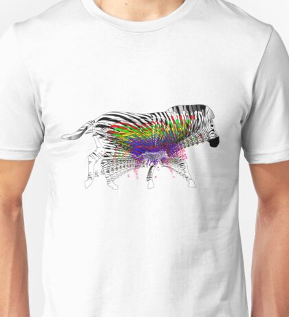 Ze Bra Unisex T-Shirt