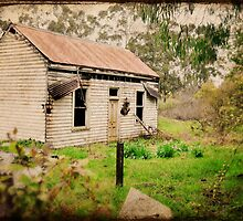 beauty in decay by Steph Enbom