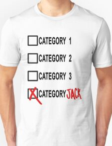 Category JACK T-Shirt