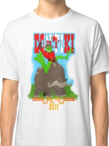 Contiki Canada and the Rockies Classic T-Shirt