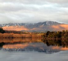 Lake Manapouri by MMackenzie1