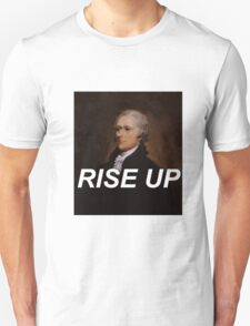 Rise Up Alexander Hamilton T-Shirt