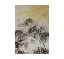 Quiet Stillness Art Print