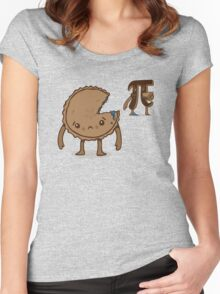 The Inferior Pi Women's Fitted Scoop T-Shirt
