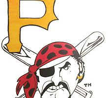 pittsburgh pirates by arielcadoff