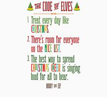 Buddy the Elf! The Code of Elves Unisex T-Shirt