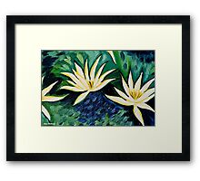 Part of the CHANGE... Framed Print