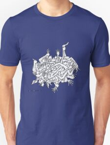 arms and legs Unisex T-Shirt