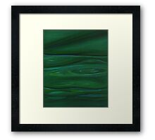 Beneath the Wave Framed Print