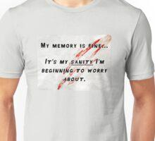 Sanity of the Werewolf Unisex T-Shirt