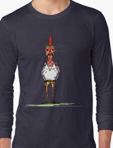 bobby chickenson Long Sleeve T-Shirt