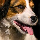 Jack Russel by ellenspaintings