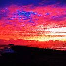Laie Point sunrise by jyruff