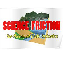 Science Friction Poster