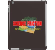 Science Friction iPad Case/Skin