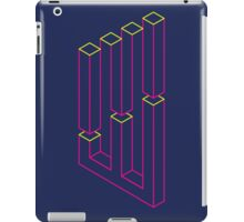 Impossible Shapes: Columns iPad Case/Skin
