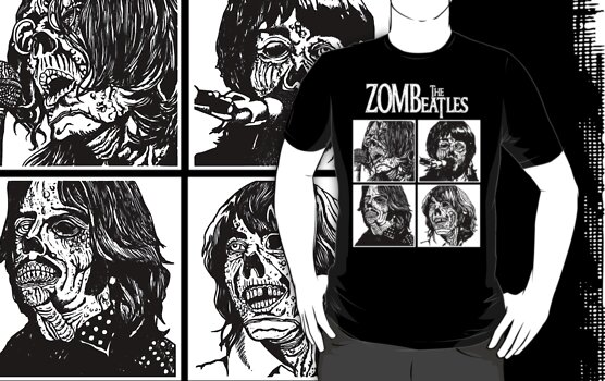 The ZOMBieatles by ZugArt